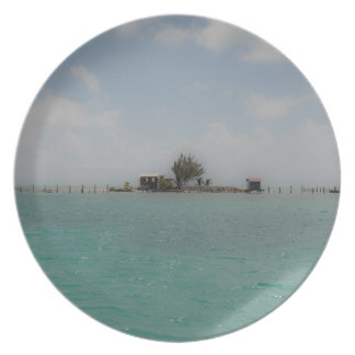 Desert Island Plate