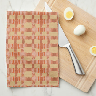 Desert Lattice Tea Towel