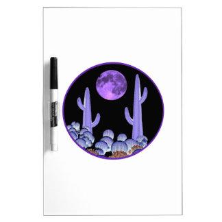 Desert Magic Dry Erase Board