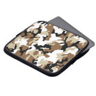 Desert Military Camo Laptop Sleeve