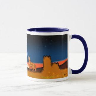Desert Morning Mug