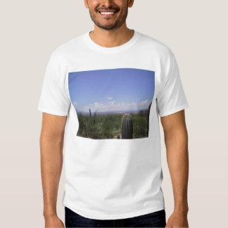 Desert Museum Landscape Tee Shirts