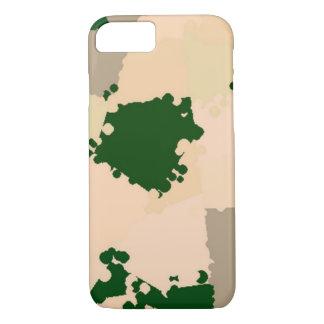 Desert Oasis Camo iPhone 7 Case