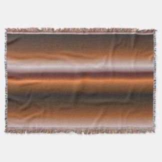 Desert Plains Throw Blanket