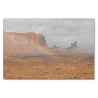 Desert Rainbow Tissue Paper