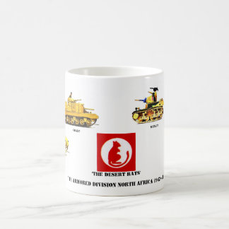 Desert Rats Mug 7th Armored Div