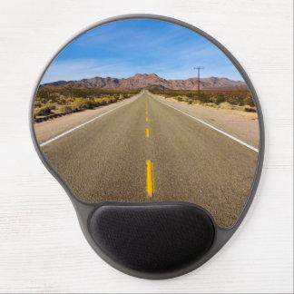Desert Road Gel Mouse Pad