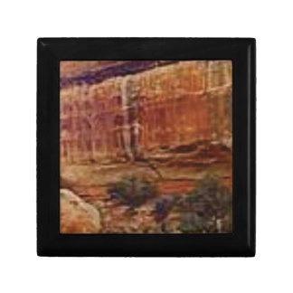 desert rock stripes gift box