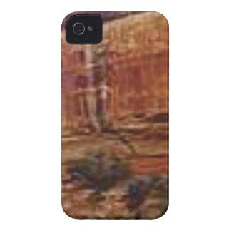 desert rock stripes iPhone 4 case