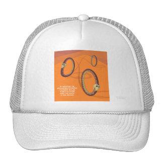 Desert Roller Snake Hat