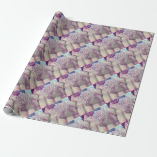 Desert Rose Wrapping Paper