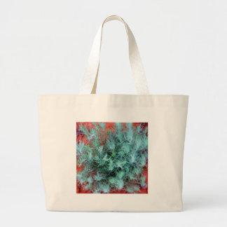 Desert Sage Large Tote Bag