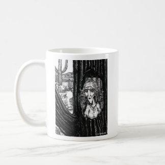 Desert Snowbird Greetings Coffee Mug