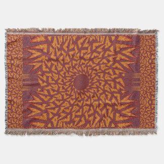 Desert Sunshine 47 Throw Blanket