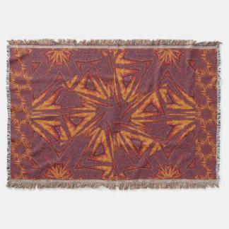 Desert Sunshine 54 Throw Blanket