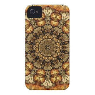 Desert Temple Mandala iPhone 4 Case-Mate Case