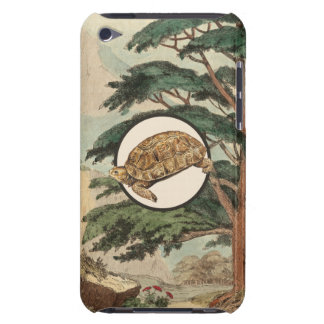 Desert Tortoise In Natural Habitat Illustration iPod Case-Mate Case