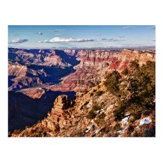 Desert View I Postcard