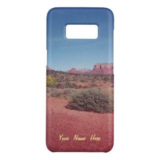 Desert Vista Personalised Case-Mate Samsung Galaxy S8 Case