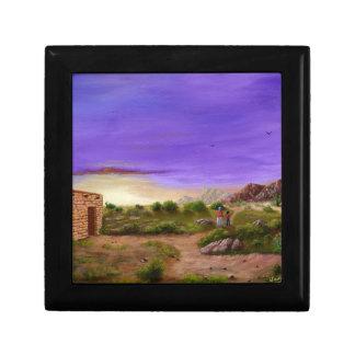 Desert Walk Gift Box