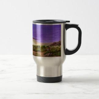 Desert Walk Travel Mug
