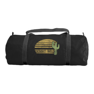 desert wild gym bag