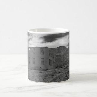 Deserted Building Photography Coffee Mug