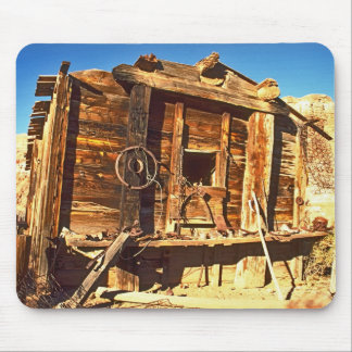 Deserted Shack Mouse Pad