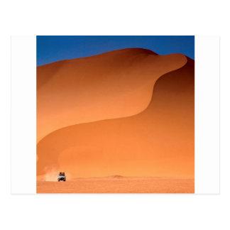 Deserts Sahara Algeria Postcard