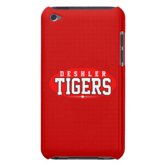 Deshler High School Tigers iPod Touch Cases