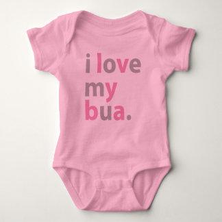 Desi Baby Bodysuit - I love my bua