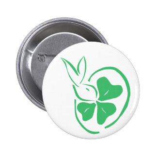 Desi with shamrock buttons