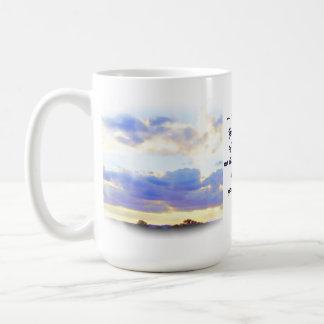 DESIDERATA Air Element Skyscape Coffee Mug