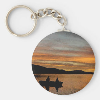 Desiderata Key Ring