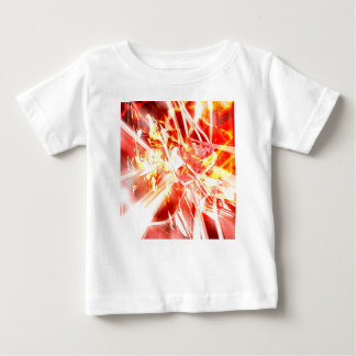 DESIGN9 SET3 orange Baby T-Shirt