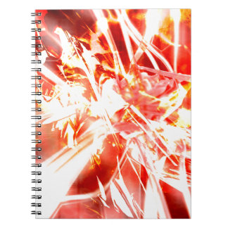 DESIGN9 SET3 orange Notebook