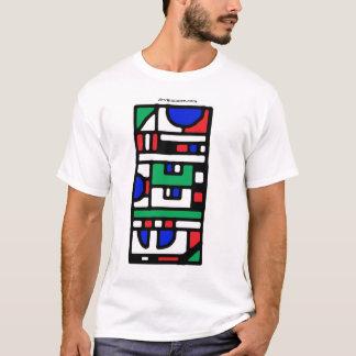 Design 006 Red, Green, Blue T-Shirt