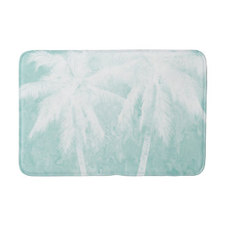 Design 54 Palm tree Bath Mats