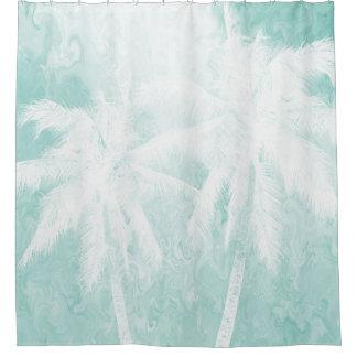 Design 54 Palm Trees Shower Curtain