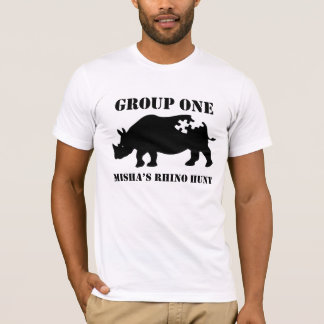 Design 5 Group One T-Shirt