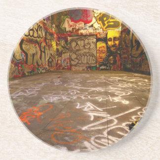 Design Background illustration Coaster