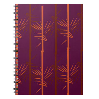 Design bamboo wine edition ethno notebooks