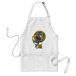 Design based on items from our last breakfast apron
