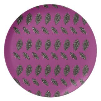 Design beans plate
