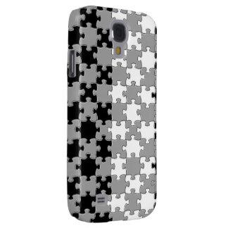 Design - Black & White Galaxy S4 Covers