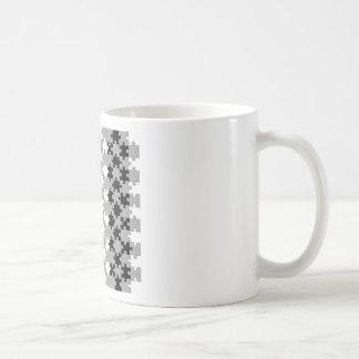 Design - Black & White Basic White Mug