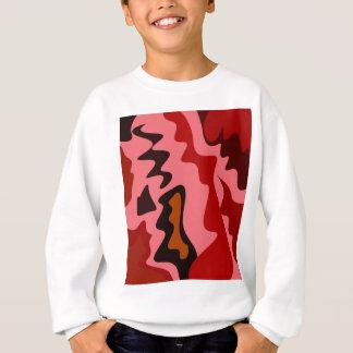 Design blocks Camu beige Sweatshirt
