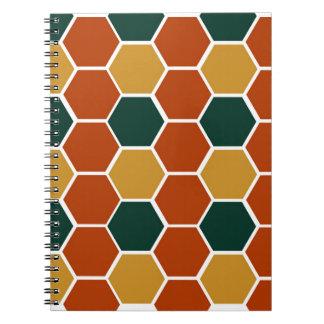 Design blocks Honey Notebooks