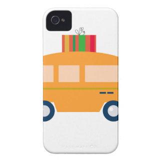 Design bus gold Case-Mate iPhone 4 case