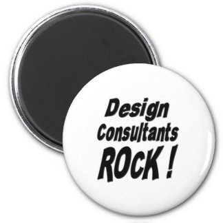Design Consultants Rock! Magnet